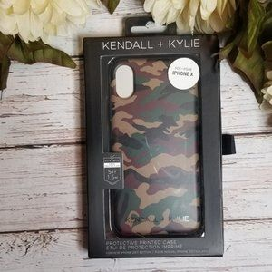 Kendall & Kylie | Camouflage Protective Phone Case